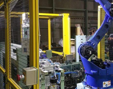 ロボットシステム(2)